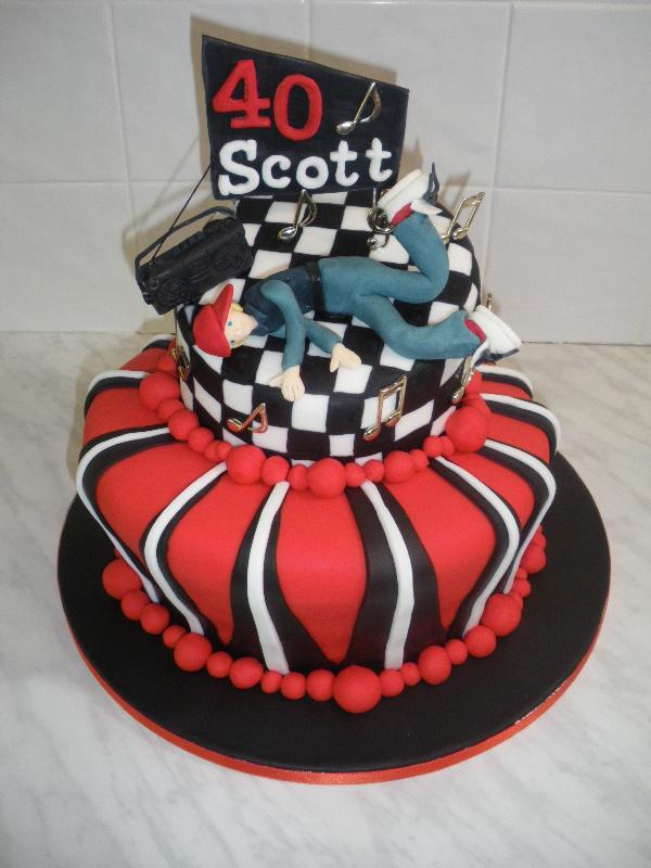 Birthday Cakes Adult En Home