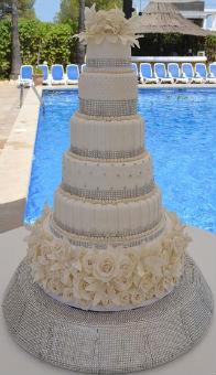 Cake Maker Extraordinaire On The Costa Blanca